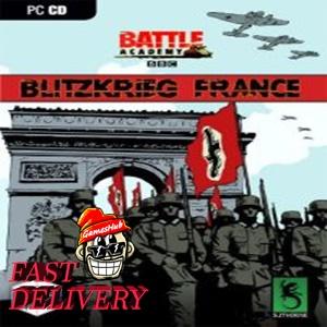 Battle Academy - Blitzkrieg France Steam Key GLOBAL