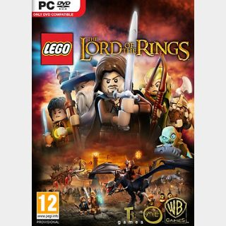 Lego Lord of the Rings (PC) Steam Key GLOBAL