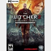 The Witcher 2 Assassins of Kings Enhanced Edition Steam Gift GLOBAL