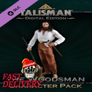 Talisman - Character Pack #17 Woodsman Steam Key GLOBAL