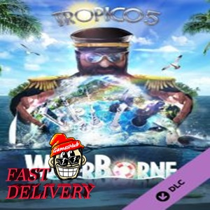 Tropico 5 - Waterborne Key Steam GLOBAL