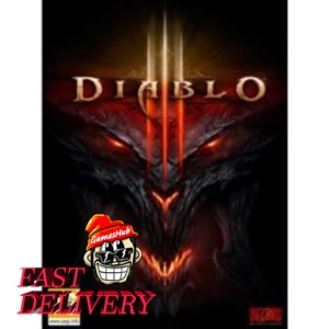 Diablo 3 Battle.net Key PC GLOBAL