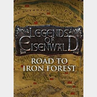 Legends of Eisenwald: Road to Iron Forest (PC) Steam Key GLOBAL