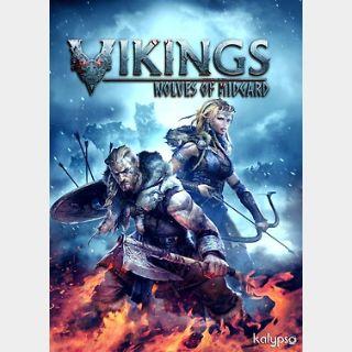 Vikings: Wolves of Midgard (PC) Steam Key GLOBAL