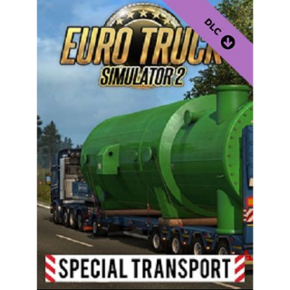 Euro Truck Simulator 2 - Special Transport Steam PC Key GLOBAL[INSTANT]