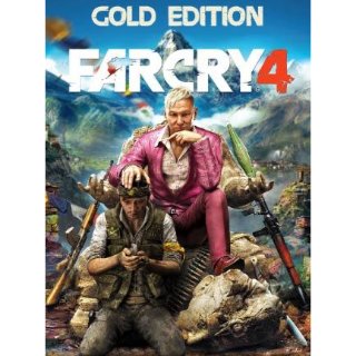 Far Cry 4 + Season Pass Uplay Key GLOBAL