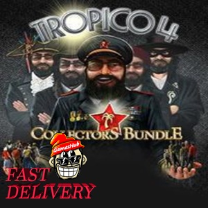 Tropico 4 Collector's Bundle Steam Key GLOBAL