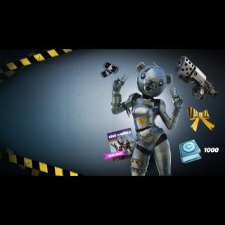 Code   Metal Team Leader Pack
