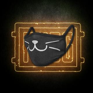 PUBG | Cat Mask