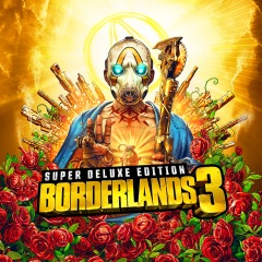 [GLOBAL] BORDERLANDS 3  SUPER DELUXE EDITION - EPIC GAMES - CDKEY