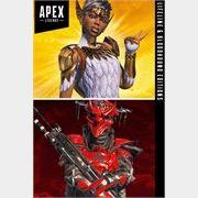 Apex Legends™ - Pack doble Lifeline y Bloodhound ( Argentina region code)