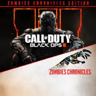 Call of Duty Black Ops III: - Zombies Chronicles Edition