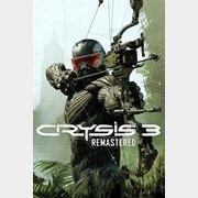 Crysis 3 Remastered ( Argentina region code)