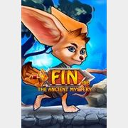 Fin and the ancient mystery (Argentina region code)