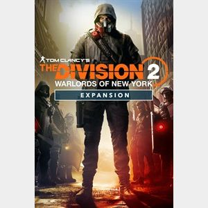 the division 2 warlords of New york  (expansion)