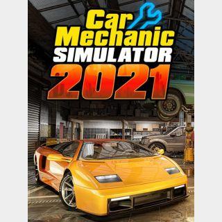Car Mechanic Simulator 2021 (Argentina region)