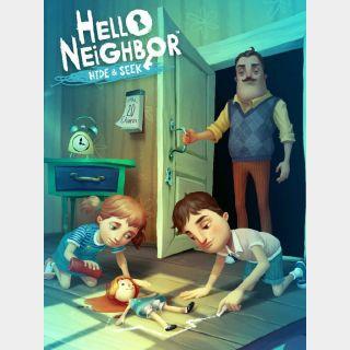 Hello Neighbor: Hide and Seek (Argentina region code)