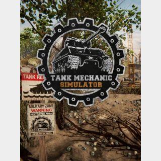 Tank Mechanic Simulator ([Argentina region code]