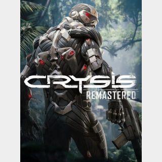 Crysis Remastered (Argentina region code)