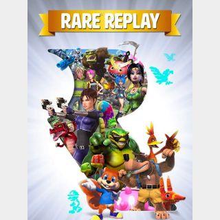 Rare Replay (Argentina region code)