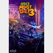 Orcs Must Die! 3 (Argentina region)