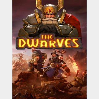 The Dwarves (Argentina region code)