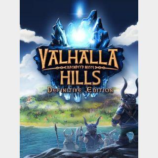 Valhalla Hills: Definitive Edition (Argentina region)