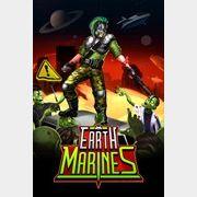 Earth Marines [Argentina region code)