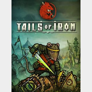 Tails of Iron (Argentina region code)  Preorder