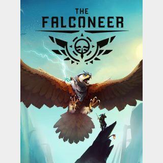 The Falconeer (Argentina region code)