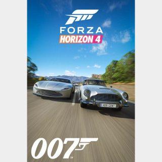 Forza Horizon 4: Best of Bond Car Pack [Argentina region code]