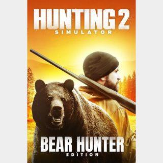 Hunting Simulator 2: Bear Hunter Edition  [ Series X/S] (Argentina region code)