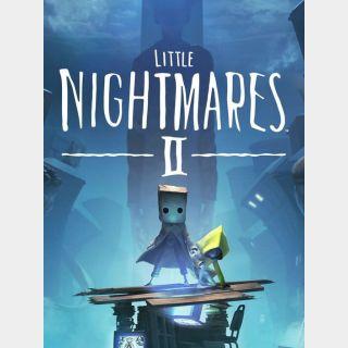 Little Nightmares II (Argentina region code)