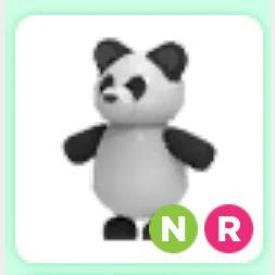 Pet | Rideable Neon Panda