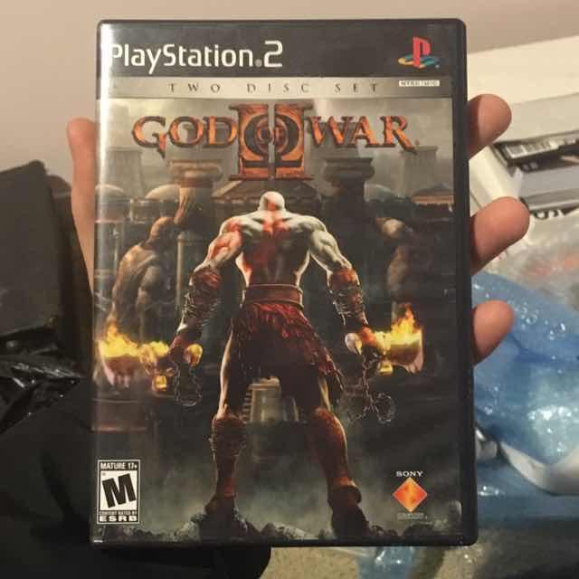 God Of War 2 Ps2 Games Good Gameflip
