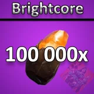 100k brightcore