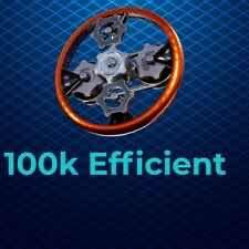 100k efficient