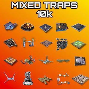 10k traps