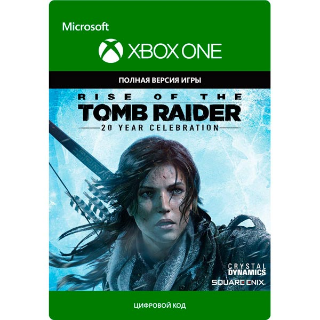 Rise of the Tomb Raider 20 Year Celebration USA