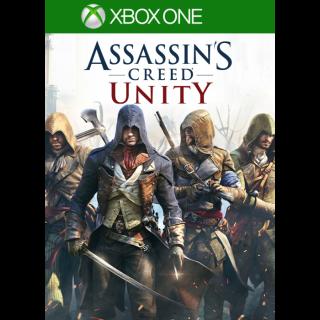 Assassin's Creed Unity XBOX One Key GLOBAL