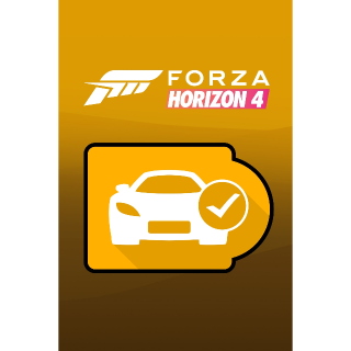 Forza Horizon 4 Car Pass (PC / Xbox ONE) USA