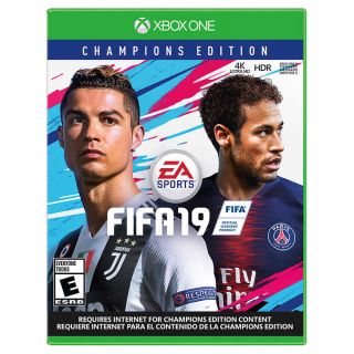 FIFA 19 Champions Edition - Xbox One USA