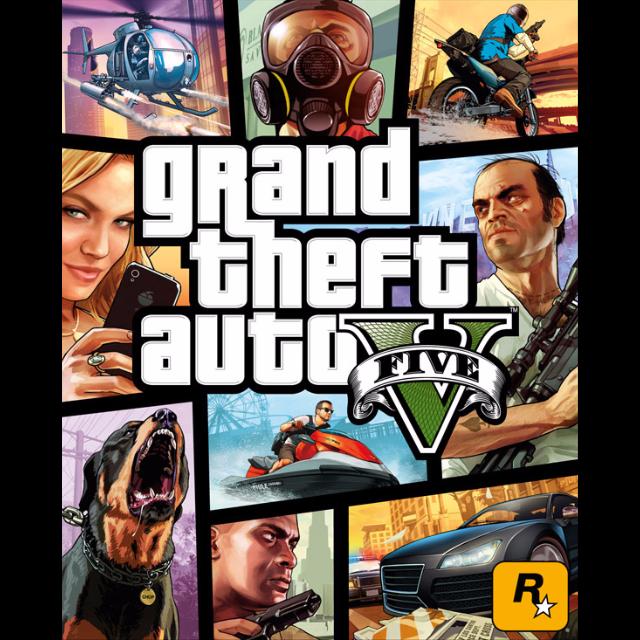 Grand Theft Auto V RockStar Account (full access) - Steam Games