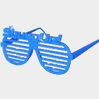 PUBG   Blue Shutter Glasses