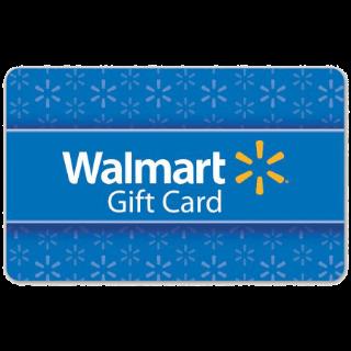 $25.00 WALMART GIFTCARD - USA