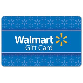 $100.00 Walmart Gift Card ( 4x$25.00 Instant Delivery )