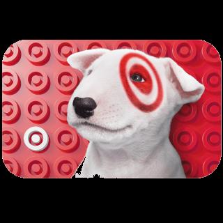 $10.00 Target Gift Card