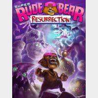 Super Rude Bear Resurrection Steam Key FAST DELIVERY