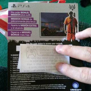 Watch Dogs  Pc Physical