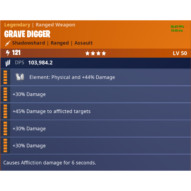 Bundle Modded Grave Digger 121 In Game Items Gameflip